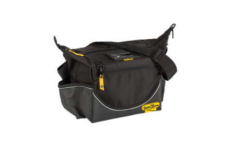 Rugged Xtremes Insulated Black Canvas Crib Bag RX05L106BK