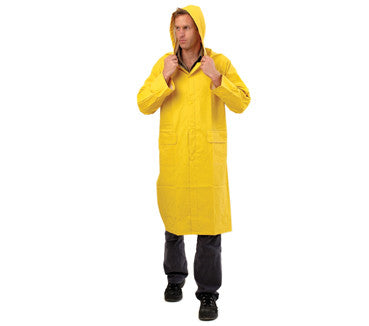 Pro Choice Yellow PVC Rain Coat RC