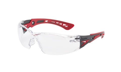 Bolle Rush Plus Safety Glasses # 1662301 - 1662320