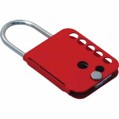 Stainless Steel Tamper Proof Hasp - 7 Hole UL580-7