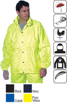 Huski - Stratus Rainwear Jackets Packable #918032