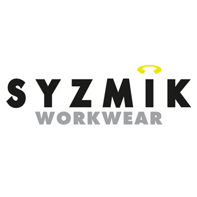 Syzmik Hi Vis Basic Long Sleeve Spliced Polo