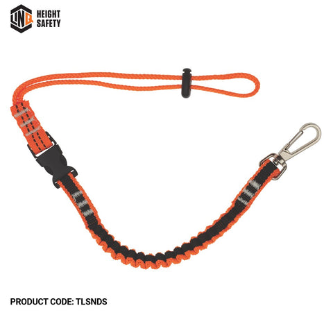 LINQ Tool Lanyard With Swivel Snap Hooks & Detachable Tool Strap # TLSNDS