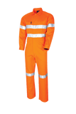 Tru Workwear Hi Vis Lightweight Taped Coverall (Orange) DC1120T1