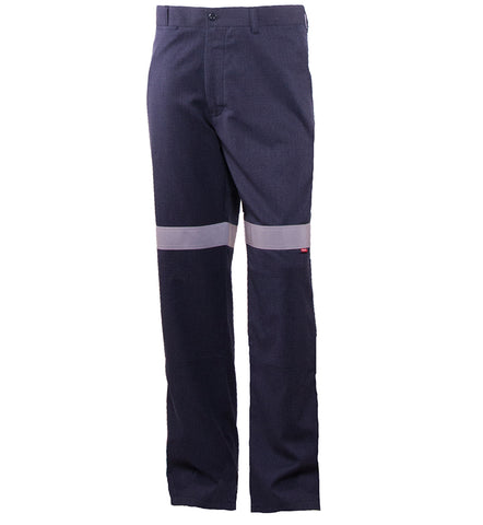 Bool Trousers Parvotex®Inherent Fire Retardant with Loxy®FR Reflective Tape # BW1550T