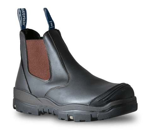 Bata - Trekker Slip On Safety Boot #756-44987