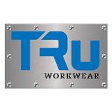 Tru Workwear Trousers Heavy Weight Cotton Drill Cargo Pants c/w Bio Motion Reflective Tape DT1142T3