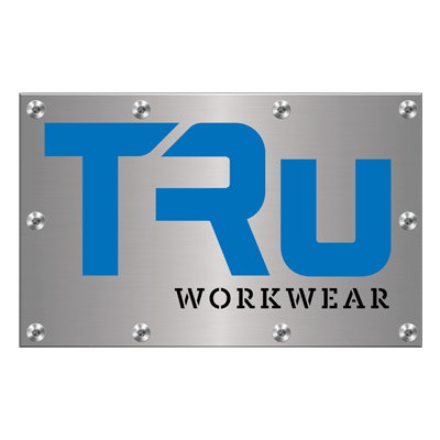 Tru Workwear Hi Vis 2 Tone Water Repellent Fleece Jacket c/w Reflective Tape TF2955T1