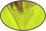Tru Workwear Lightweight 2 Tone Hi Vis Taped Shirt #DS2166T1