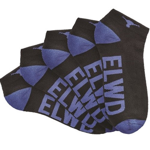 Elwood Ankle Socks (Pack 5) EWD902