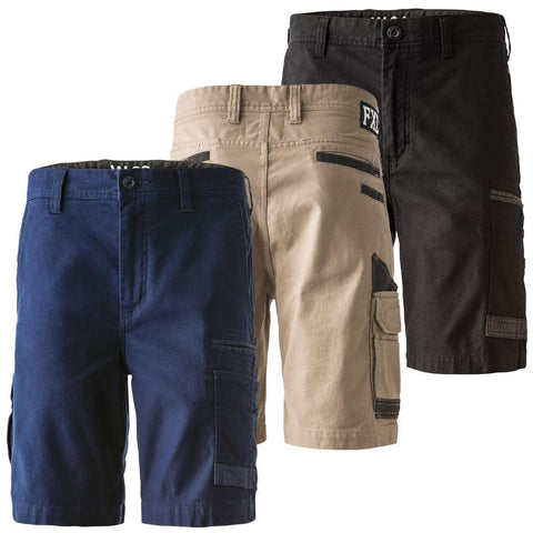 FXD WS-3™ 360 Degree Stretch Work Short
