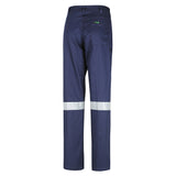 Workit Ladies Cotton Drill Multi Pocket Cargo Pants #1007T