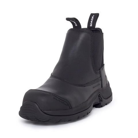 Mack Barb II Slip On Safety Boots