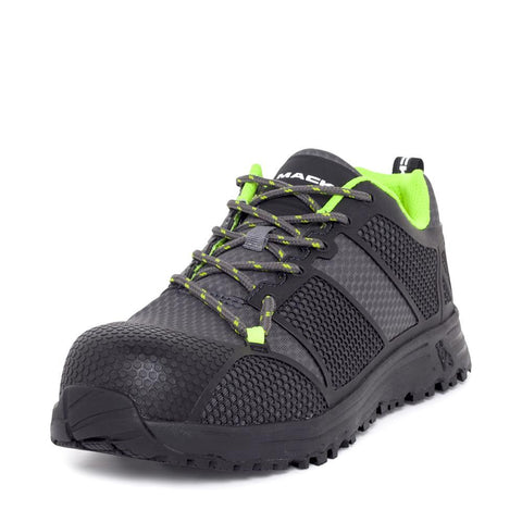 Mack Pitch Traction Control Safety Shoes
