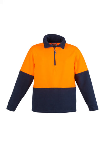 Syzmik Hi Vis Unisex Day Only Fleece Jumper