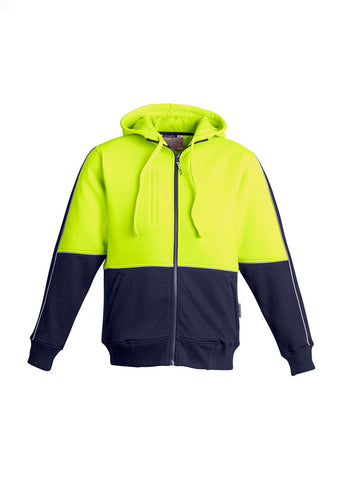 Syzmik Hi Vis Day Only Full Zip Hoodie # ZT464