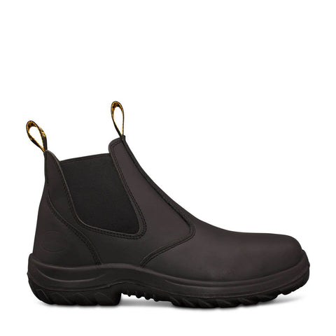 Oliver 34 Series Black, Beige or Claret Elastic Sided Boot