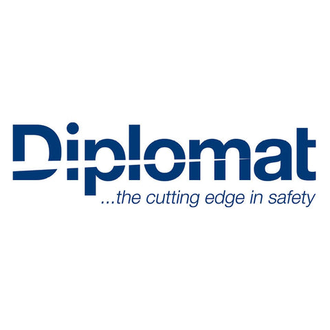Diplomat Non-Marking Leather Knee Pads CL35
