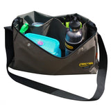 Rugged Xtremes Essentials Large Green Canvas Crib Bag #RXESO5E212