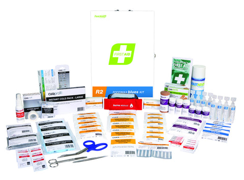 R2 Foodmax Blues First Aid Kit