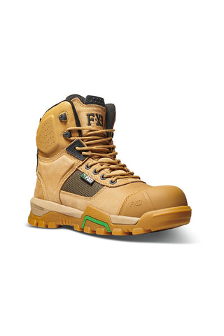 FXD WB-1 6.0 NITROLITE COMPOSITE WORK BOOTS (WHEAT)