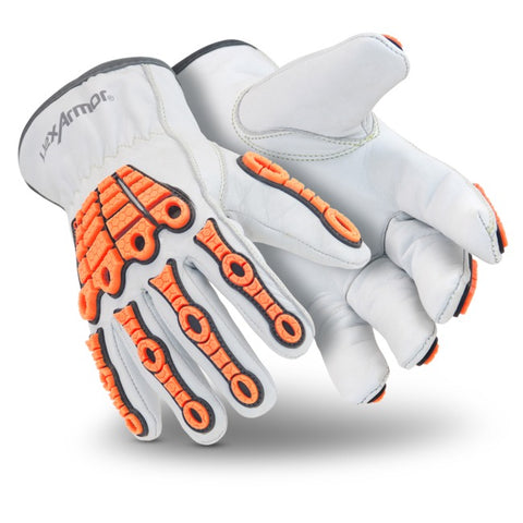 HexArmor Chrome SLT Cut Resistant Rigger Gloves 4060