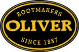Oliver 65 Series 240mm Pull On Waterproof & Caustic Proof Safety Boot # 65-493