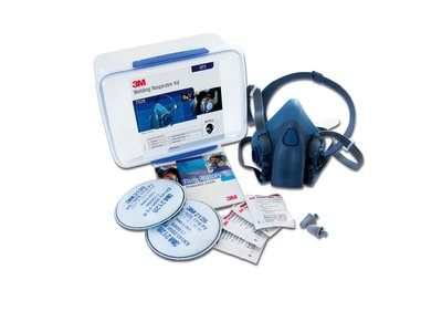 3M™ Welding Respirator Kit (GP2) M7528