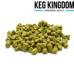 British Hop pellets