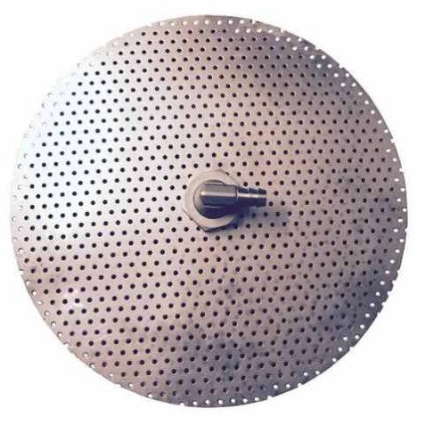 Stainless Steel Domed False Bottom 15""