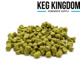 Liberty Type 90 Hop Pellets 2015