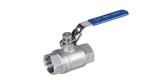 "2 Piece Ball Valve 1/2"" BSP - Keg kingdom"
