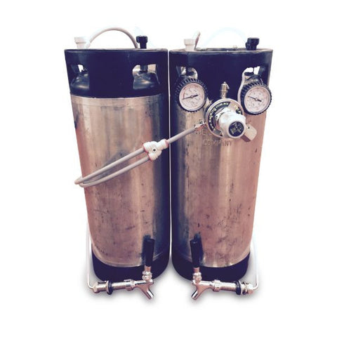 Kegerator conversion kit (double) - Keg kingdom