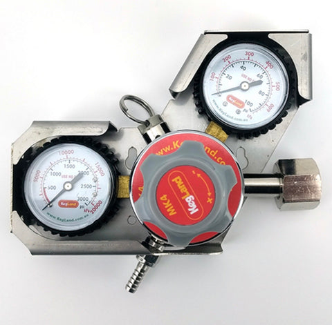 STAINLESS STEEL GAUGE GUARD FOR MK4 REGULATOR (BUMP GUARD)