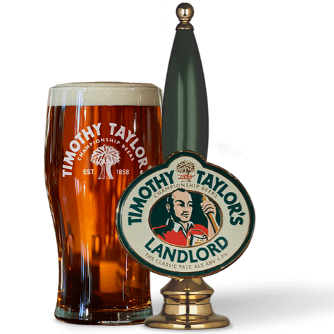 Timothy Taylor's Landlord clone