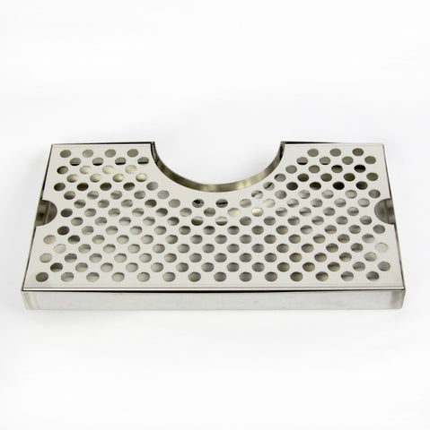 WRAP AROUND STAINLESS STEEL DRIP TRAY