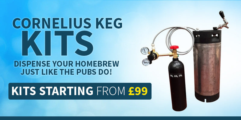 Cornelius keg kit