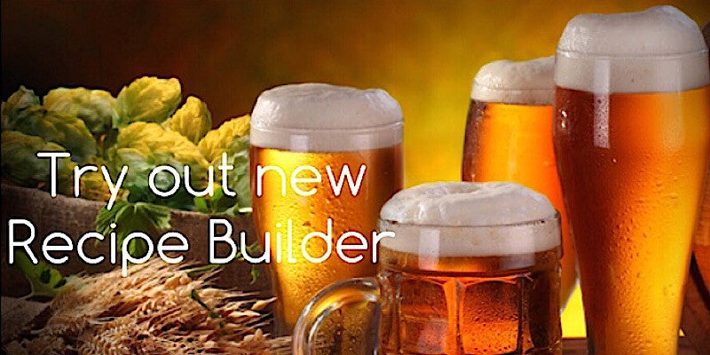 Keg kingdom recipe builder
