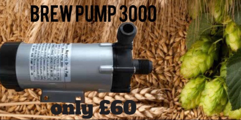 Home Brew Pump 3000