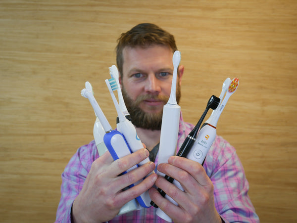 The Truth About Electric Toothbrushes