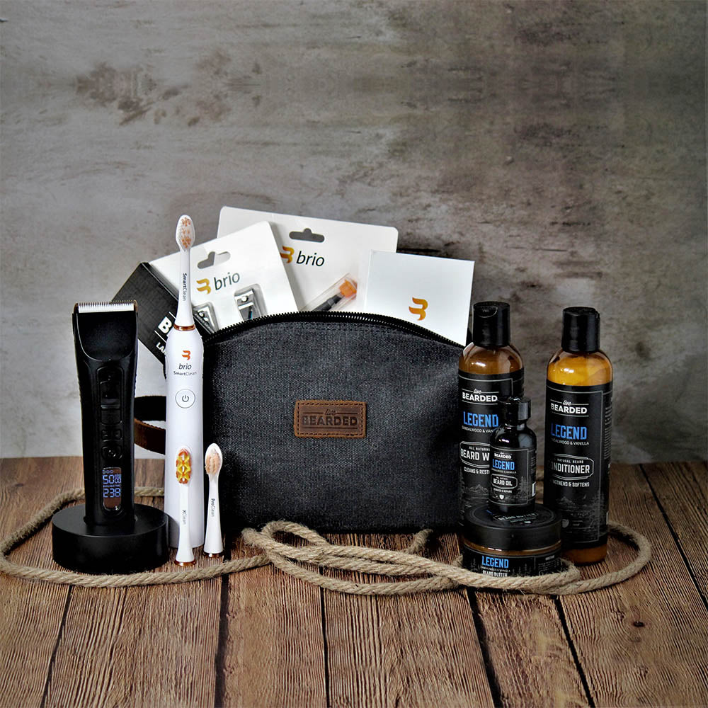 Image of Brio and Live Bearded Products