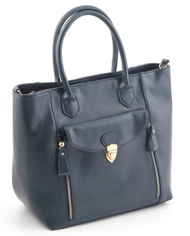 Chic Sailor - Navy Tote
