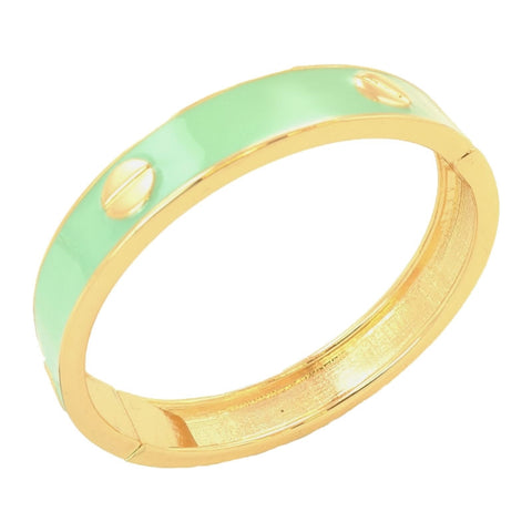 Mint Green Bangle