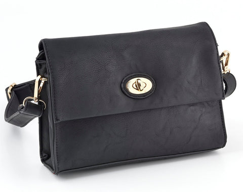 Alice - Black Evening Clutch