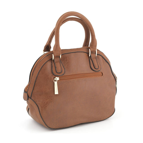 Madeline - Brown Tote