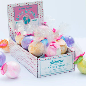 Sweet Bath Bomb Assorted- 4 SCENTS
