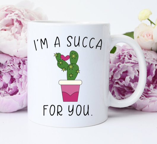 Succa For You 15oz Mug