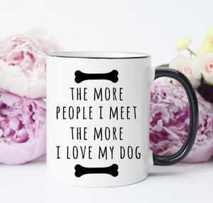 Dog Lover 15oz Coffee Mug