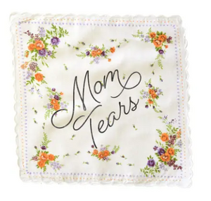 Mom Tears Handkerchief- 3 Colors