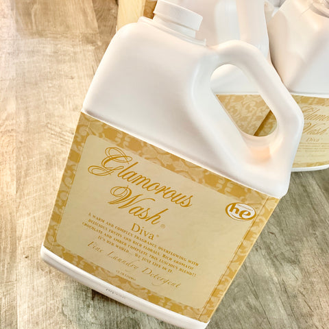 Tyler Candle Company Glamorous Wash- ONE GALLON